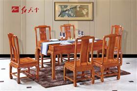清风如意餐桌