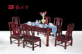 东方祥云餐台