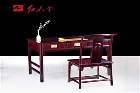 明式电脑桌
